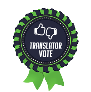 Translator vote
